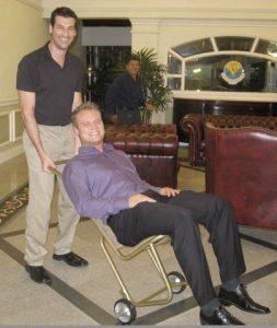 Scott and John