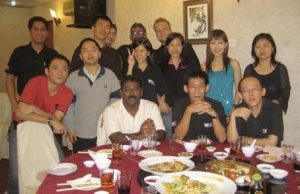 Dinner in Penang
