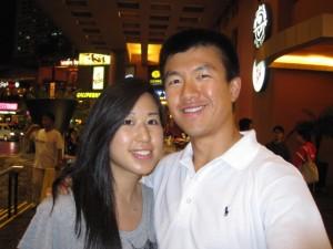 Simon and Kelly