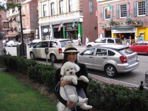 Kelly and obi at boston