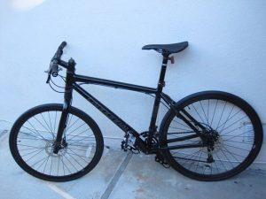 Simon's bike