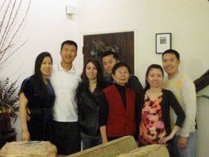 meeting cousins