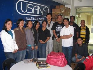 Usana office in baguio