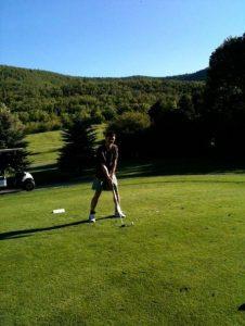 Simon golf