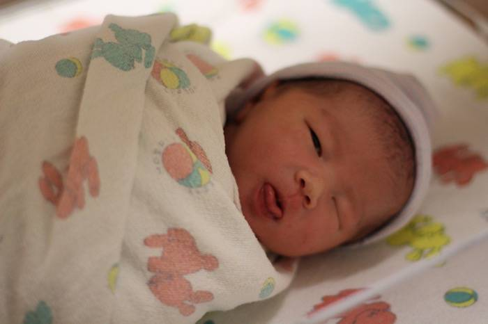 Simon Chan's Baby