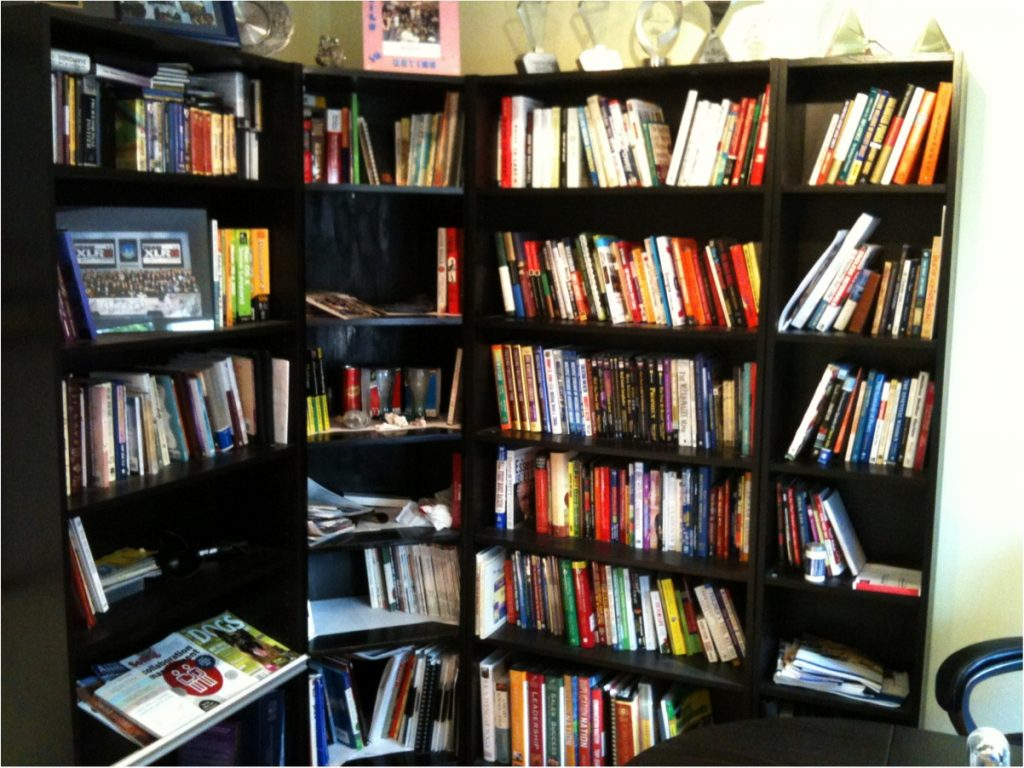 Simon personal library