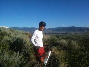 simon bike ride