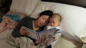 ethan and kelly reading