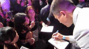 Simon signing