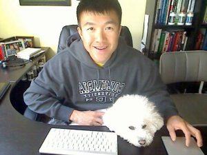 Simon and obi monitor picture