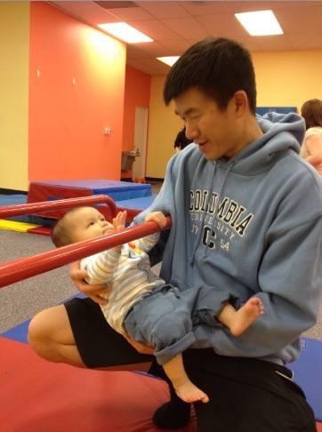 baby gym class