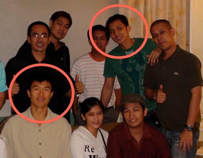Simon, Nathaniel and group