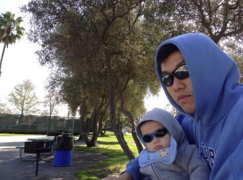 Cool Simon and Ethan