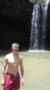 Simon in Hawaii