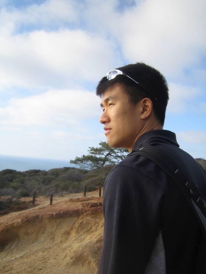 Simon Chan gratitude