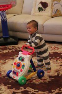 Ethan happy