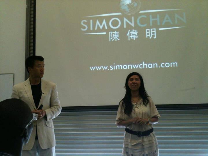 Simon coaching movement