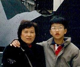 Simon and Grandma