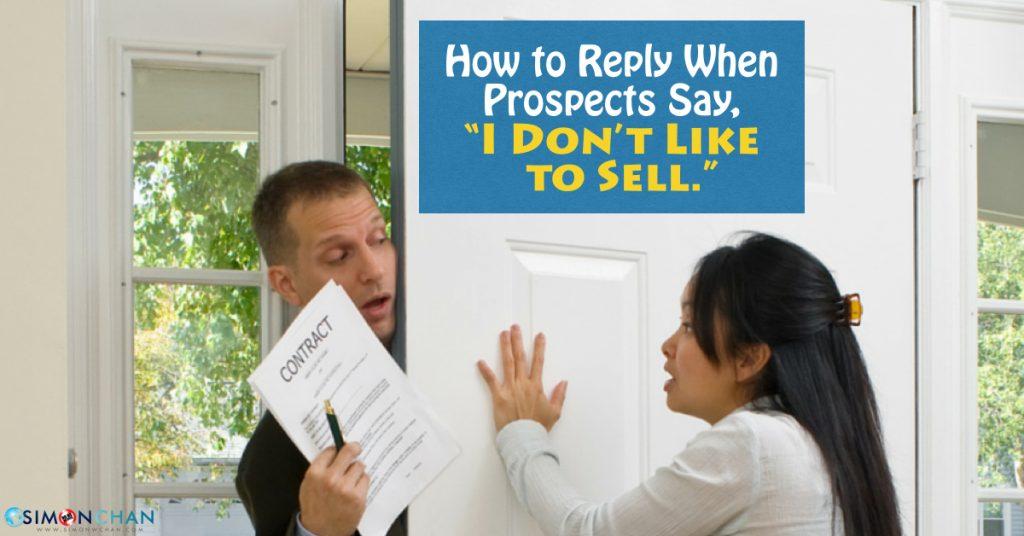 sale objection