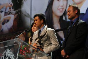Winning the President's Award in USANA