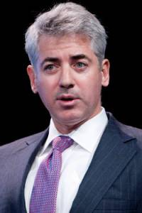 Bill Ackman close up
