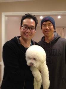 Simon and Simon Lam