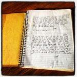 Simon's diary