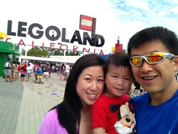 Legoland in San Diego
