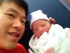 Brendan Isaiah Chan!