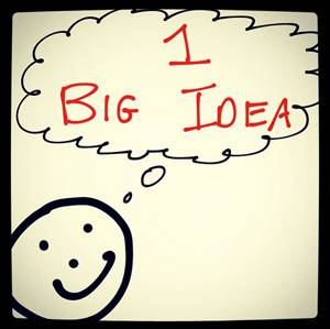 one big idea