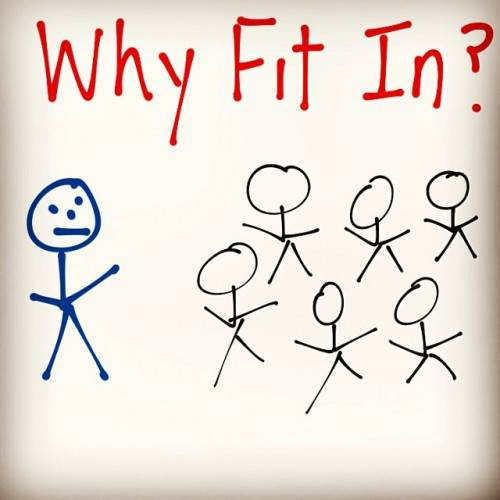 why fit in