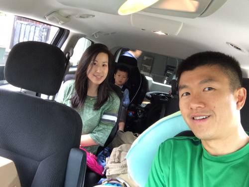 Simon and family