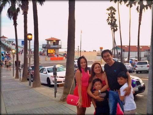Ed's family