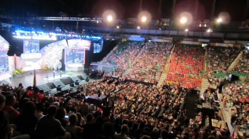 convention mlm live event