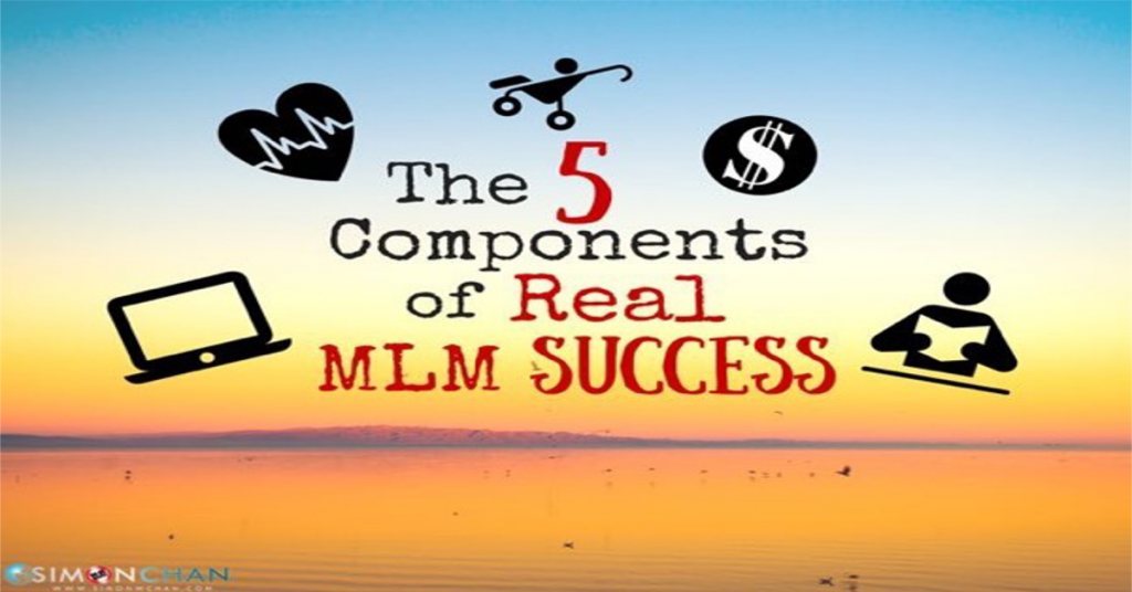 5 components of real mlm
