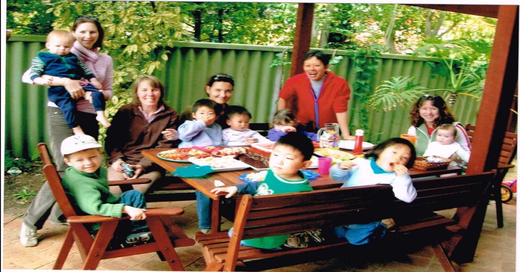 Christina Tseng Family
