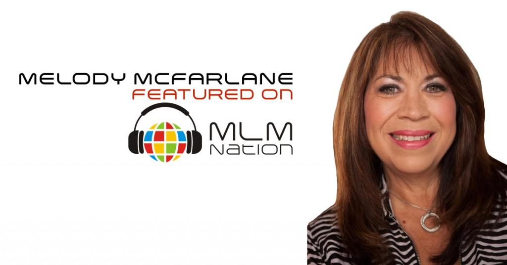 Melody McFarlane MLM Nation Banner