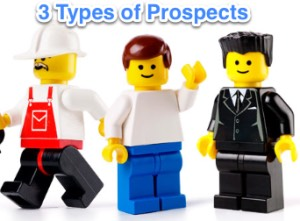 3 types of prospects