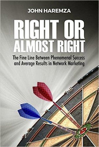 right or almost right by John Haremza