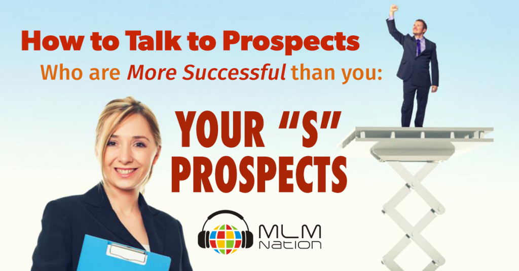 Talk To Prospects More Successful Than You Banner