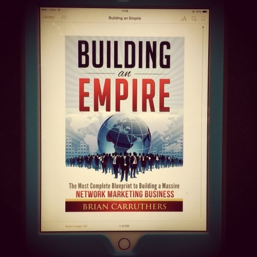 Building an Empire by Brian Carruthers