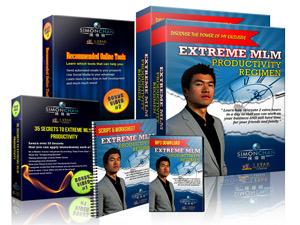 Extreme MLM Productivity Regimen