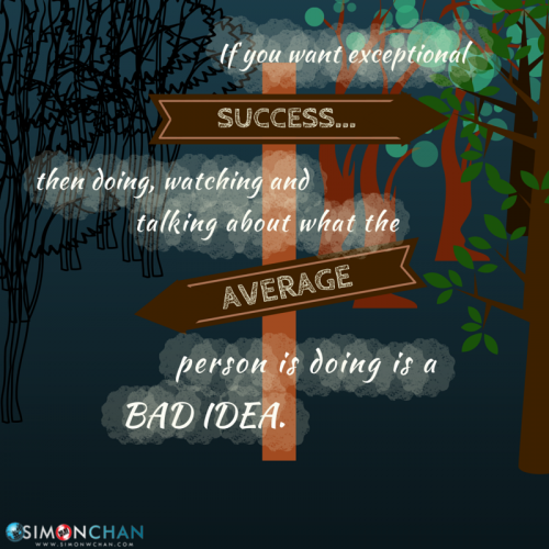 Success is Doing the Opposite of What Everyone Else Does