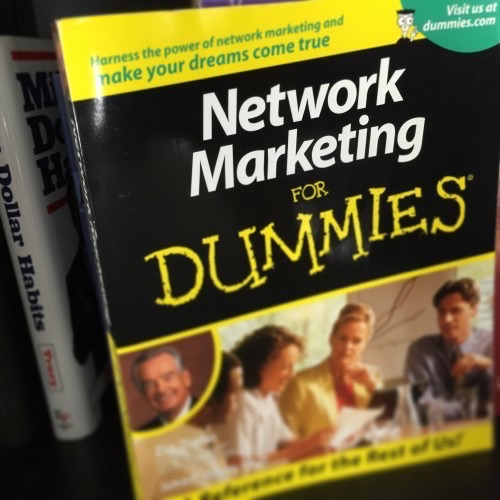 Network Marketing For Dummies by Zig Ziglar