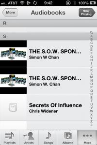sow sponsoring system screenshots