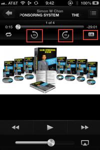 sow sponsoring system screenshot