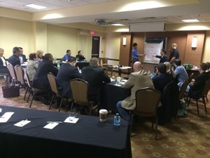 At the hot seat at my $20,000 USD Platinum Mastermind Group