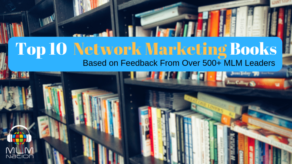 top-network-marketing-books