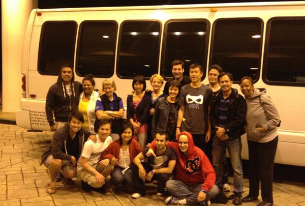 Simon Chan implementation vacation bonus day 2 bus-group