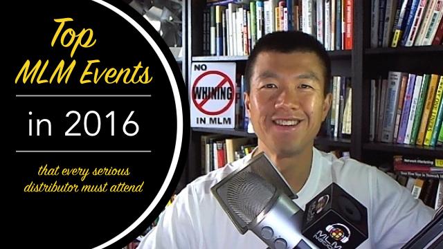 Top MLM Events Distributors Should Attend